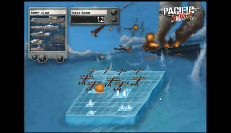 Бонусная игра Pacific Attack 2