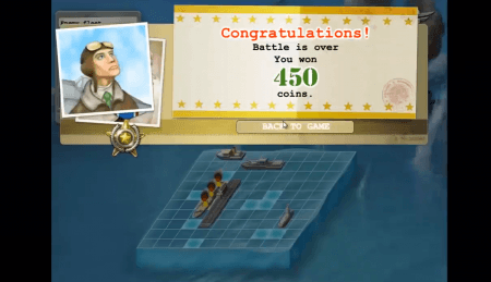 Бонусная игра Pacific Attack 1